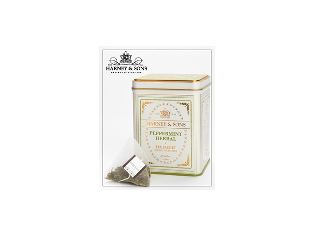 Harney&Sons Peppermint herbal – bylinkový čaj