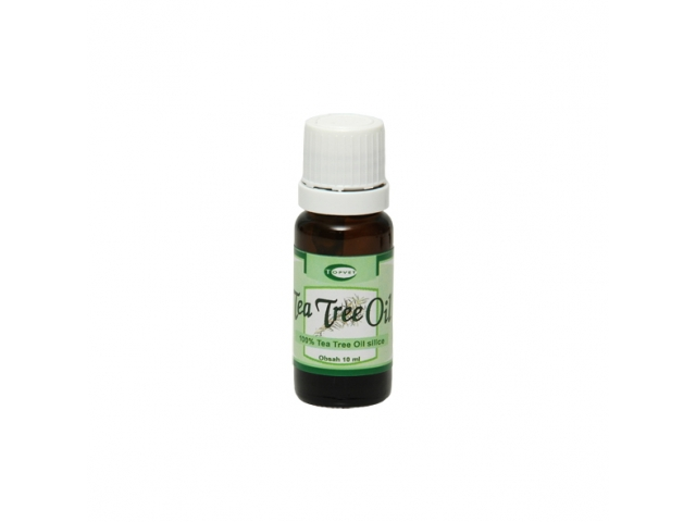 Tea Tree Oil 100% Topvet