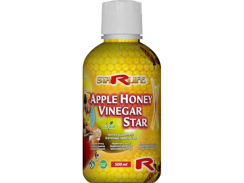 APPLE HONEY VINEGAR STAR