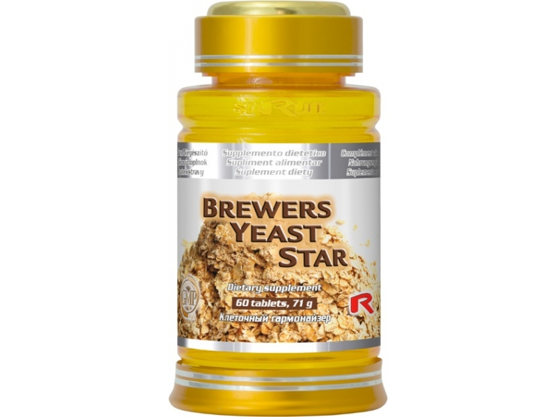 BREWERS YEAST STAR