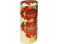 BASILUR 2v1 Strawberry & Ruhunu plech 50g & 75g