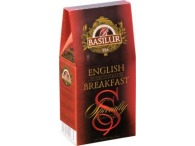 BASILUR Specialty English Breakfast papír 100g